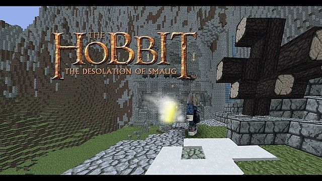 The Hobbit  Adventure Map  Part 2  Not complete Minecraft Project