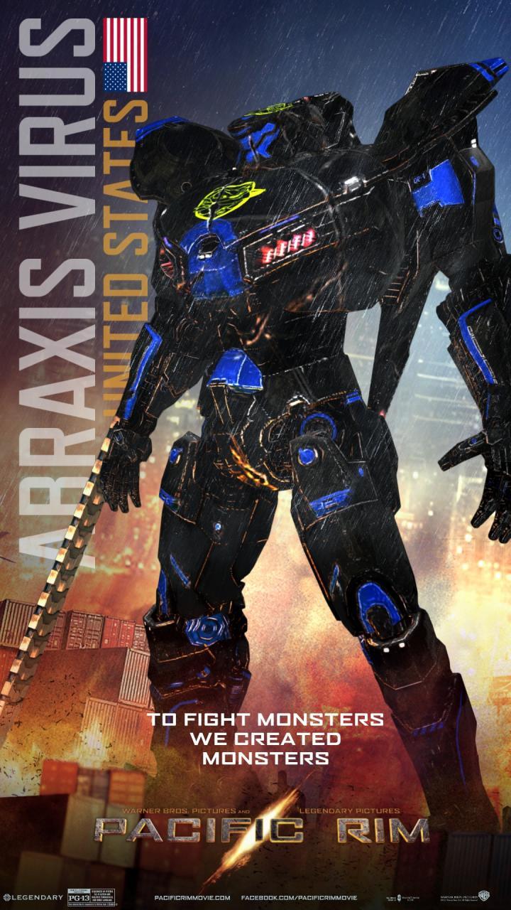 Exclusive] '-Pacific Rim: Uprising'- Will Feature New Jaeger Gipsy ...