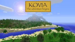 Kovia (Work in Progress) Minecraft Map & Project