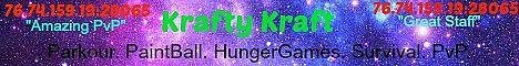 Krafty Kraft Banner!