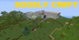 Doodly Craft HD Recource pack MC 1.6.2