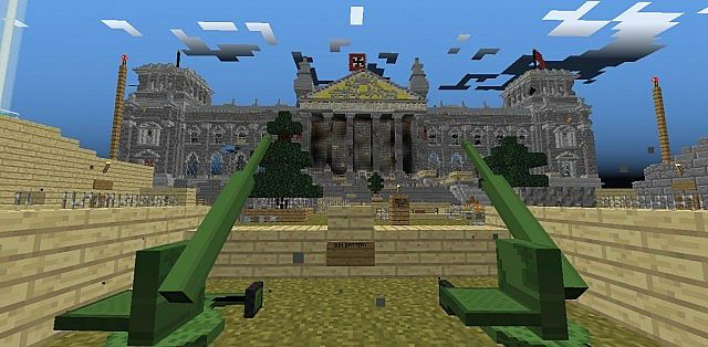 Ww2 Mod Minecraft Project