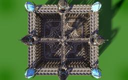 Holou Sun - PMC Spawn Contest Entry Minecraft Map & Project