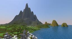 Survival Mountains [TerraFormed] Minecraft Map & Project