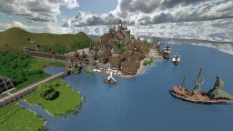 Medieval City - Reichenberg Minecraft Map & Project