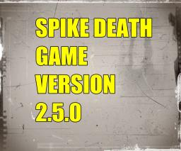 Creeping's Spike Death Game V2.5 Minecraft Project