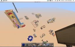Redstone Minecraft Map & Project