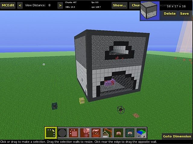 Giant furnace minecraft project for How to craft a furnace in minecraft