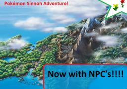 Pokemon Adventure Sinnoh Update Npc's and Floaroma Minecraft Project