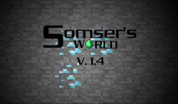 Somser's World v1.4.8 | MC 1.7.2 | Minecraft Texture Pack