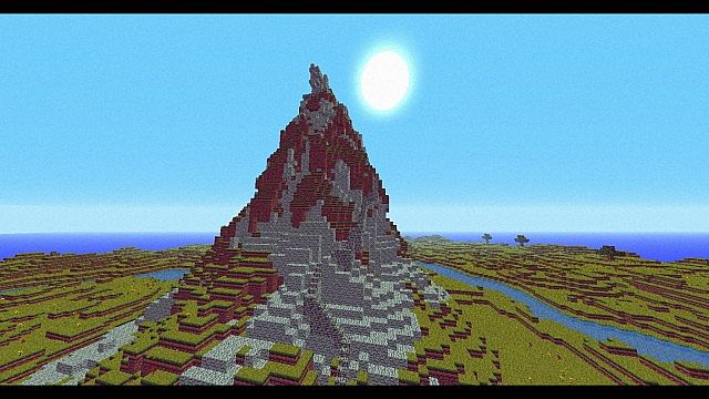 The Hobbit  Adventure Map  Part 2  Not complete Minecraft Project