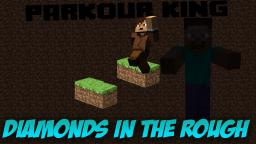 Diamonds in the rough: Parkour king Minecraft