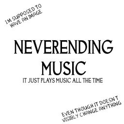 Neverending Music Minecraft Mod