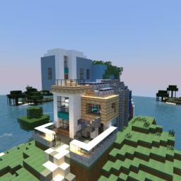 Vera - [MODERN HOME] by Lord Minecraft