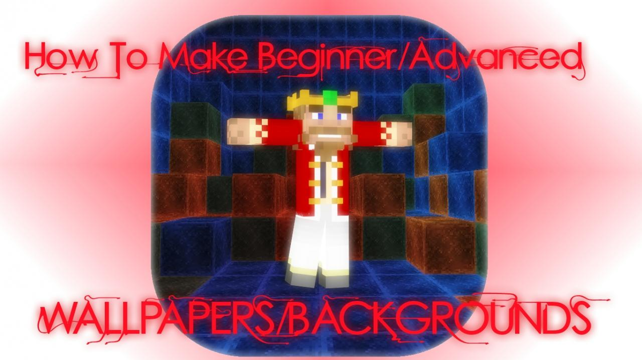 how to make a server picture minecraft