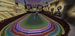 Horse Arena Minecraft Map & Project