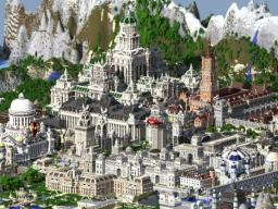 Imperial City Minecraft Project