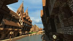 Port Prodigium (Large Medieval City) Minecraft Map & Project