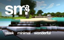 SM3: Sleek, minimal, wonderful. Minecraft Texture Pack