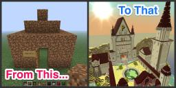 How to Improve Your building Style - A blog for all builders Minecraft