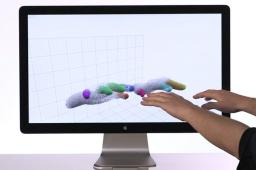 Leapcraft - Leap Motion Controller support for Minecraft Minecraft