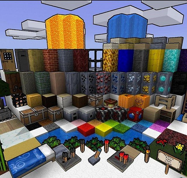 Your 1 Resource For: What Is Your Absolute FAVORITE Minecraft Block? Minecraft Blog