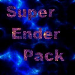 Super ender pack Minecraft Texture Pack