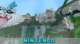 [The Core] - Nintendo [Control Point] Minecraft Project