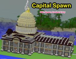Capital Spawn - PMC Spawn contest entry (43rd Place!!!) Minecraft Map & Project
