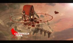 Cardinal's Peak
