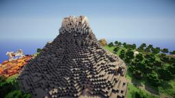 Volcania! Hunger Games Map! Minecraft Project