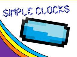 [Simple clocks]