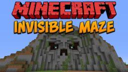 Minecraft: Invisible Maze Minecraft Project