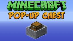 Minecraft: Pop-Up Chest Tutorial Minecraft Project