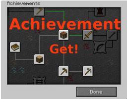 Achievement Get! Minecraft Blog