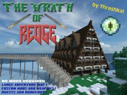 The Wrath Of Redge (unfinished, construction stopped) Minecraft Map & Project