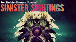 Sinister Sightings - By FloodVictory Minecraft Map & Project