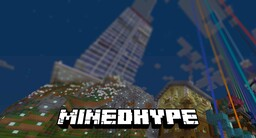 play.MinedHype.com Survival Server [1.17.1] - Friendly Public Server NO P2W! Bedrock & Java Cross-Play! Minecraft Server