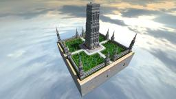 Planet Merdria: Tower of Challenges Minecraft Map & Project