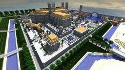 Planet Merdria: Capital City Minecraft Map & Project