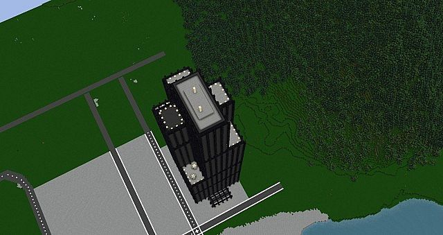 Bayview Tower Sears Willis Tower Minecraft Project