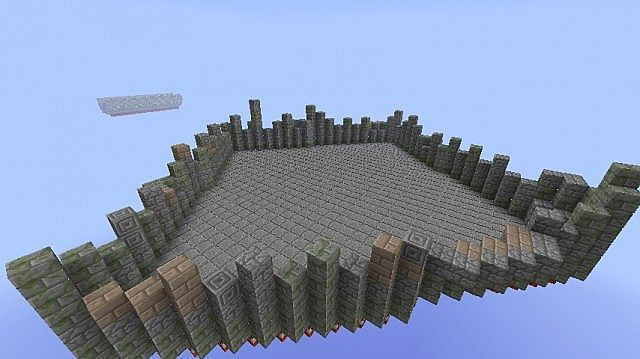 Tnt Run Minecraft Project