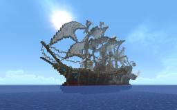 ~Steampunk AirShip Carolus~ (Out-dated) Minecraft Map & Project