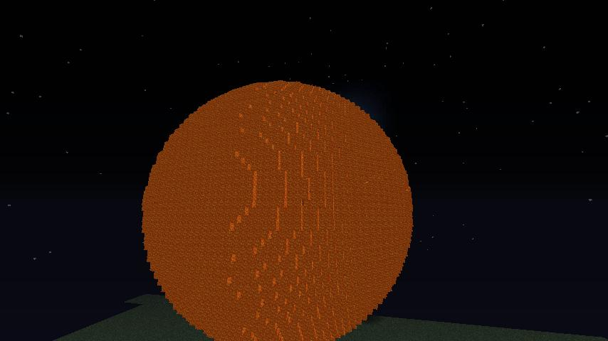 Solar System Minecraft Project