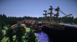 MMORPG Arapot (Configuring) Minecraft Map & Project