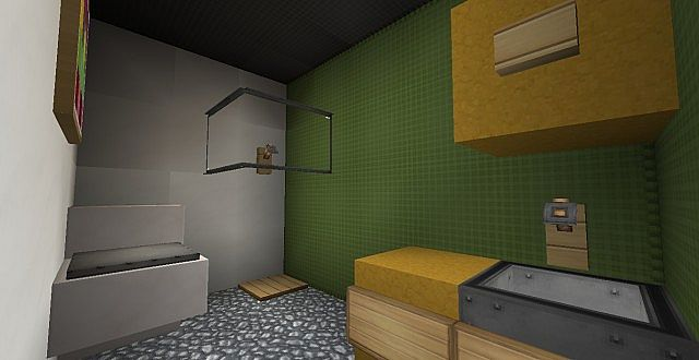 Layers Modern Build Minecraft Project