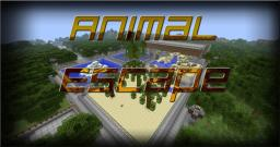 [MULTIPLAYER MINIGAME] Animal Escape!   (The Zookeeper and the Animals) Minecraft Map & Project