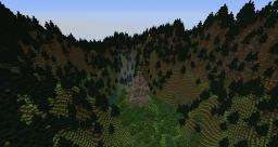 Lost Valley | Custom Terraform/Build Minecraft Map & Project