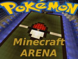 Pokemon Minecraft Arena [UnderWater]