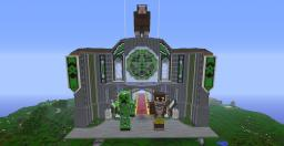 Grand High Court of Achievement City Minecraft Map & Project